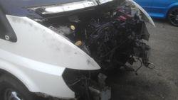 Transit engine rebuild