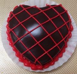 Small Heart Cakes