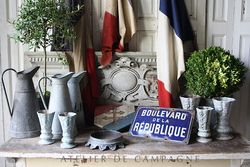#23 Vignette French Flags