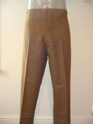 OR's SD trousers £90