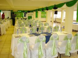 Event planners for corporate event