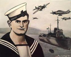 """209 Edward """"Teddy"""", Sheean, """"Teddy Sheean"""", """"Australian War Hero"""", """"Australian Icon"""", """"Australian Icons"""", """"Icon"""", """"Icons"""","""
