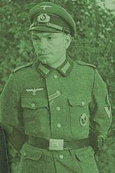 German Heer Wehrmacht Trooper: