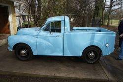 6. 59 Morris Minor Pickup