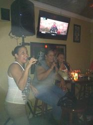 """The """"Sisters In Law"""" bringing it to Legendary Friday Night Karaoke!"""