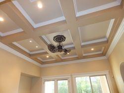Custom 9 Panel Ceiling