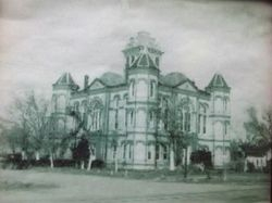 Old Waller County Courthouse