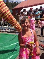 All smiles at the Piñata Bash!
