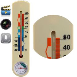 Spy Thermometer