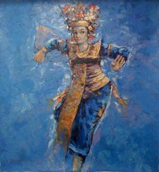Balinese Dancer, 2008