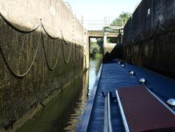 Castle Mill Lock