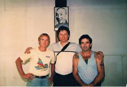 Wing Chun Brothers Together 1985