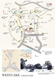 Mud map Westlake Gap