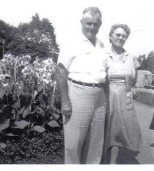 Hugh Bonner Dunn and Daisy May Conner Dunn
