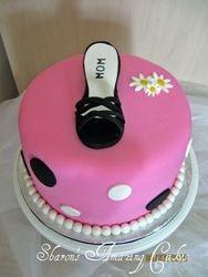 CAKE 19A2- Shoe Cake 1