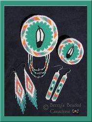 Bead Embroidery Regalia Accessories