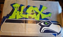 Mural Comission for young man battling cancer