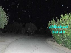 """""""Hex"""" orbs at Callville (2 of 3)"""