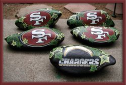 TEAM ROCKS - SFNINERS/CHARGERS