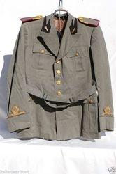 Artilleryman Officer Tunic: