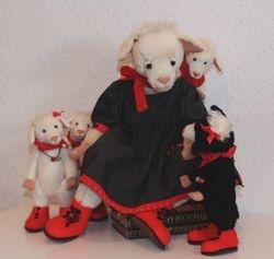 Ein schwarzes Schaf in der Familie