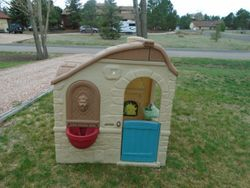 Step 2 Naturally Playful Countryside Cottage - Playhouse - $250