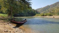 River close to Myanmar border