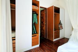 Every detail is thought of, Batik Robe, safety deposit, Umbrella, Extra Blanket, Coffee & Tea making facilities