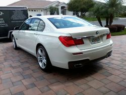 Warren N.----------BMW 750i