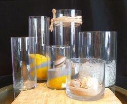 Short Cylinder Vases