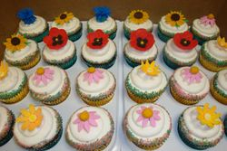 Flower toppers $4 each