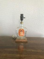 Crown Royal Peach Lamp