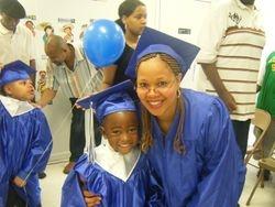 2009 Graduate & Mrs. Neal
