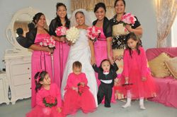 Jessica Bridal Party