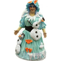 Snow Dame