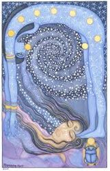Nut Guiding the Starseeds
