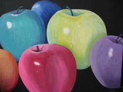 """Apples of the Rainbow"""