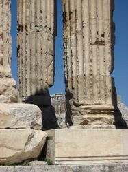 Temple of Zeus (& Acropolis)