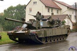 M1 Abrams.