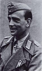 Ritterkreuzträger Gerlach von Gaudecker-Zuch