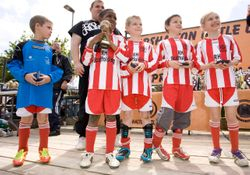 Spitfires World Cup Winners