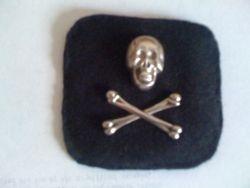 Skull & Crossbones badge 'Q' Company