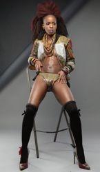 Rita Jalloh, model/enterpreneur - St. John's, Canada