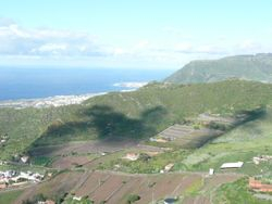 Viewpoint in the North of Tenerife