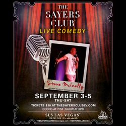 Sayers Club in SLS