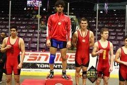 Taha Chahrour - 1st place at Juvenile Provincials 2018