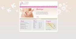 spletna stran Medicinski Center Podnar