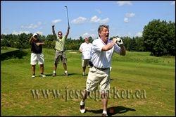 OXA golf event