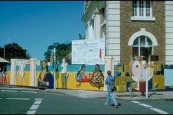 C.R.G. Mural, Street view, Cairns