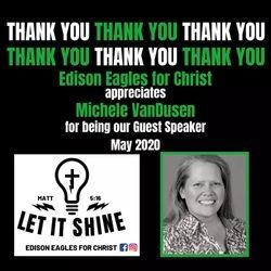 Edison Eagles for Christ